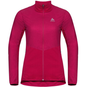 Odlo Millenium S-Thermic Element Jacke Damen cerise